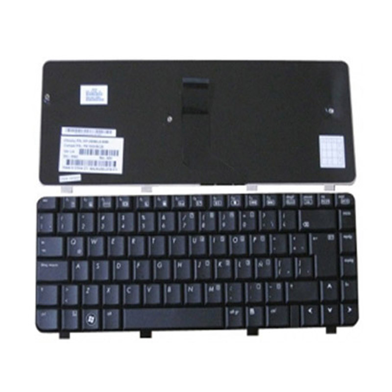 batterie ordinateur portable Laptop Keyboard HP Pavilion dv2105ea