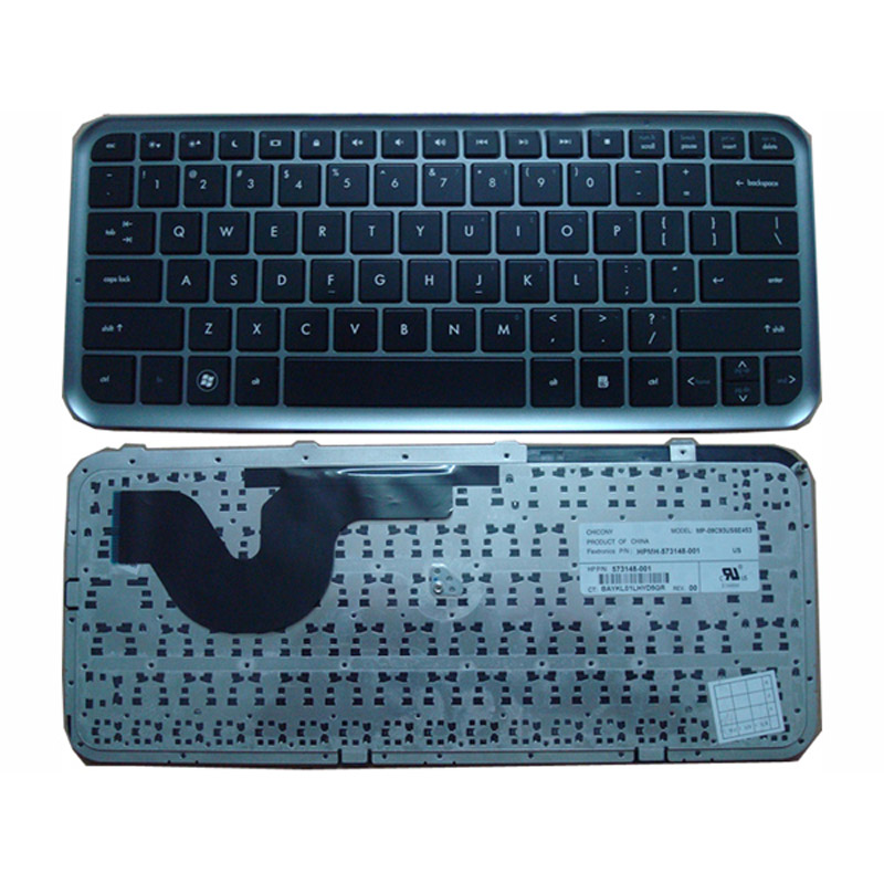 batterie ordinateur portable Laptop Keyboard HP Pavilion DM3-1030