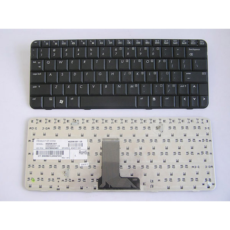 batterie ordinateur portable Laptop Keyboard HP 2210B