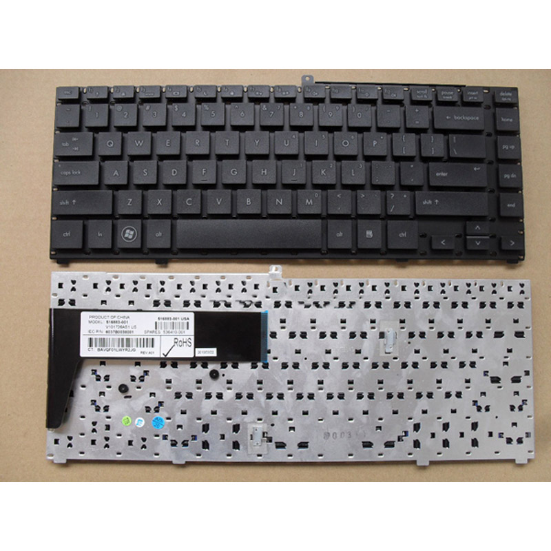 batterie ordinateur portable Laptop Keyboard HP ProBook 4415S