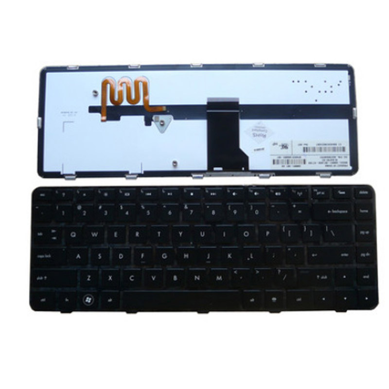 batterie ordinateur portable Laptop Keyboard HP Pavillion dv5-2231nr