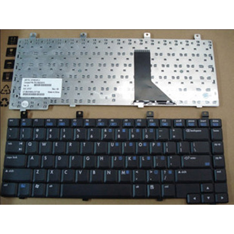 batterie ordinateur portable Laptop Keyboard HP Pavilion ZE2400