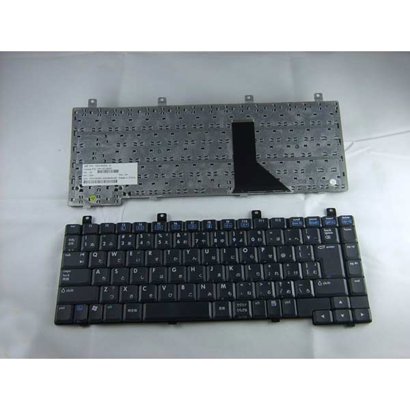 batterie ordinateur portable Laptop Keyboard HP Pavilion DV5000