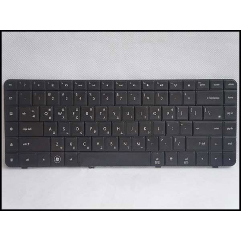 batterie ordinateur portable Laptop Keyboard HP Presario G62