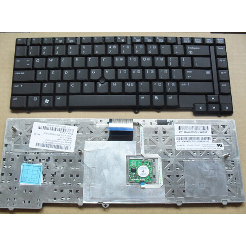 batterie ordinateur portable Laptop Keyboard HP EliteBook 6930