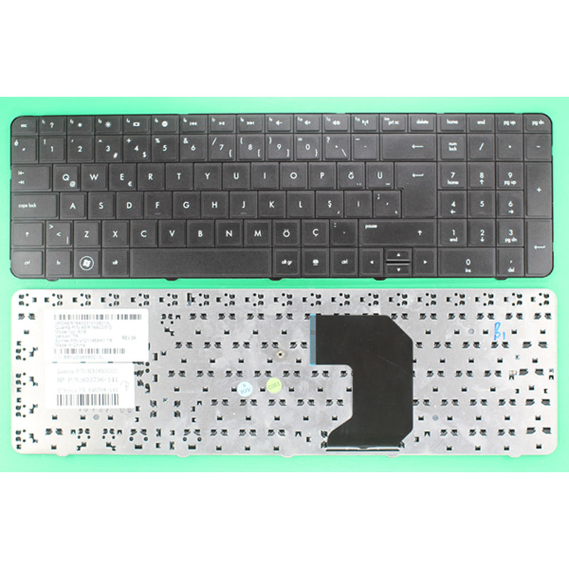 batterie ordinateur portable Laptop Keyboard HP Pavilion G7-1100