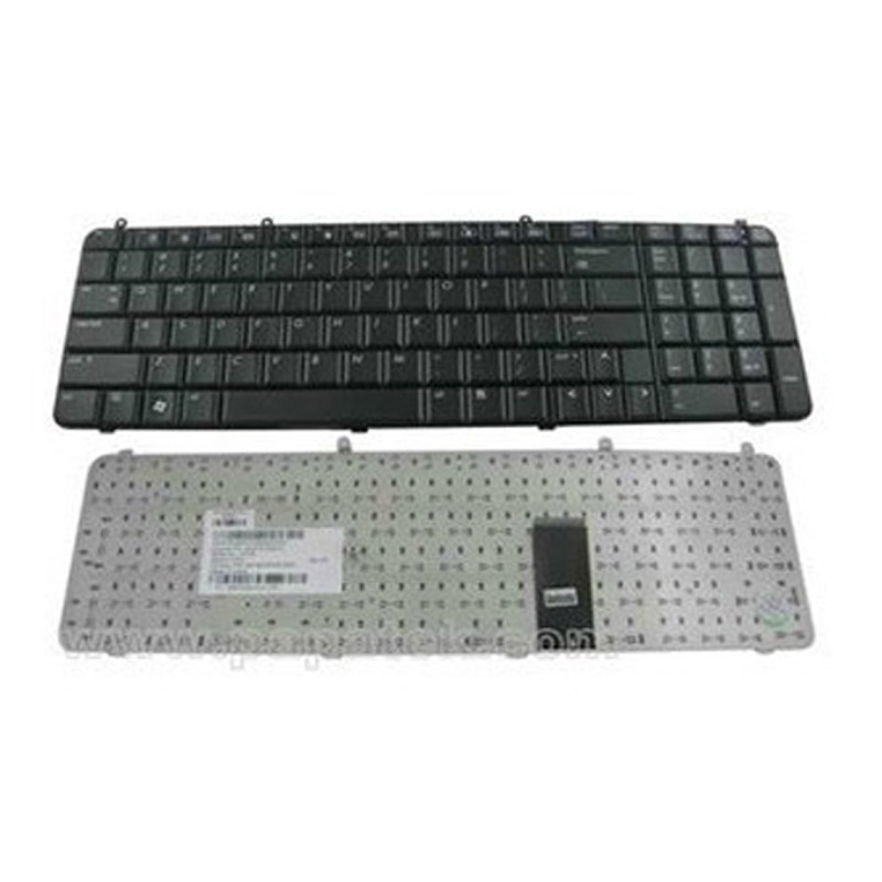 batterie ordinateur portable Laptop Keyboard HP Pavilion DV9400