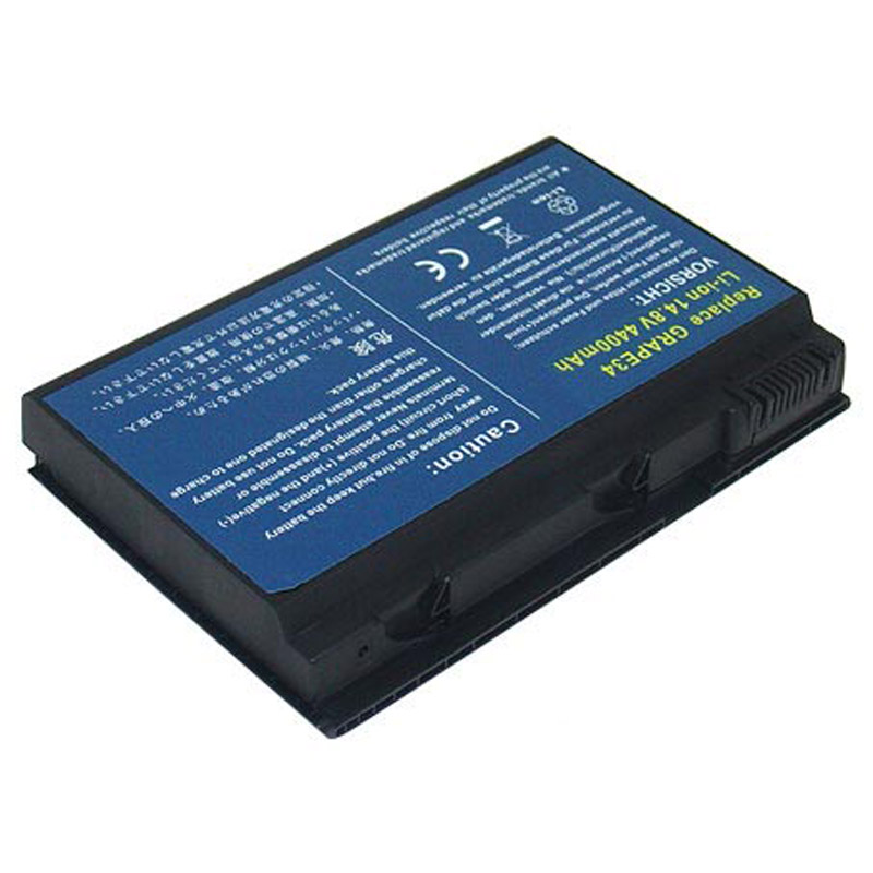 batterie ordinateur portable Laptop Battery ACER TravelMate 7520G Series