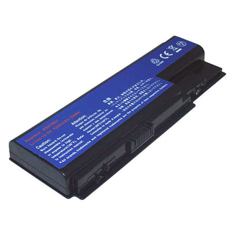 batterie ordinateur portable Laptop Battery GATEWAY Aspire 6935 Series