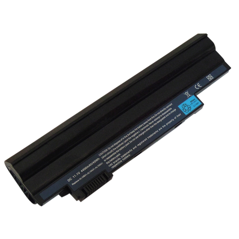 batterie ordinateur portable Laptop Battery ACER Aspire One D260-2DQpu W7625