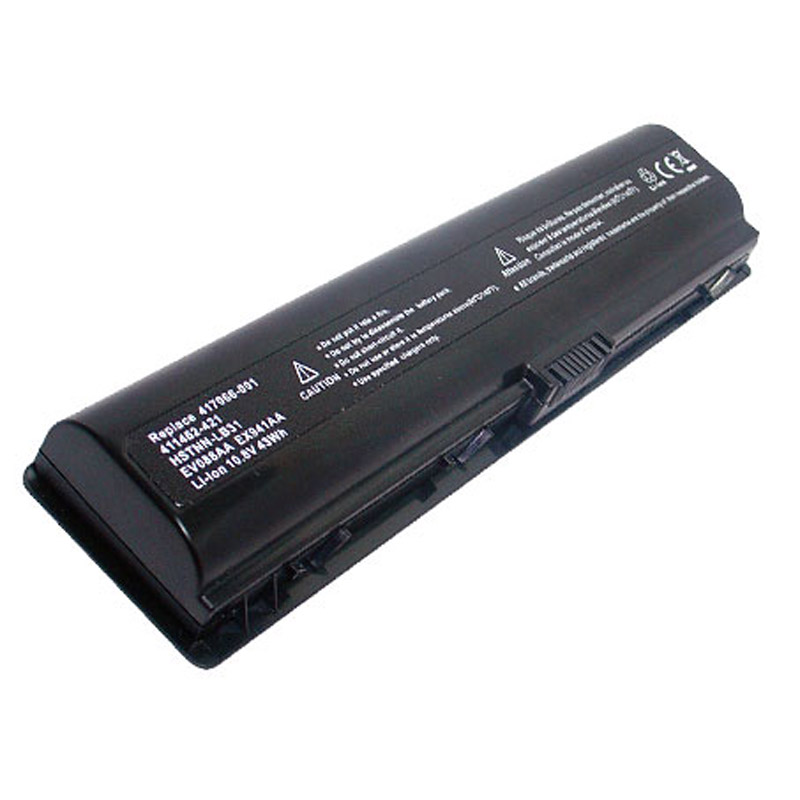 batterie ordinateur portable Laptop Battery HP Pavilion dv2080EA