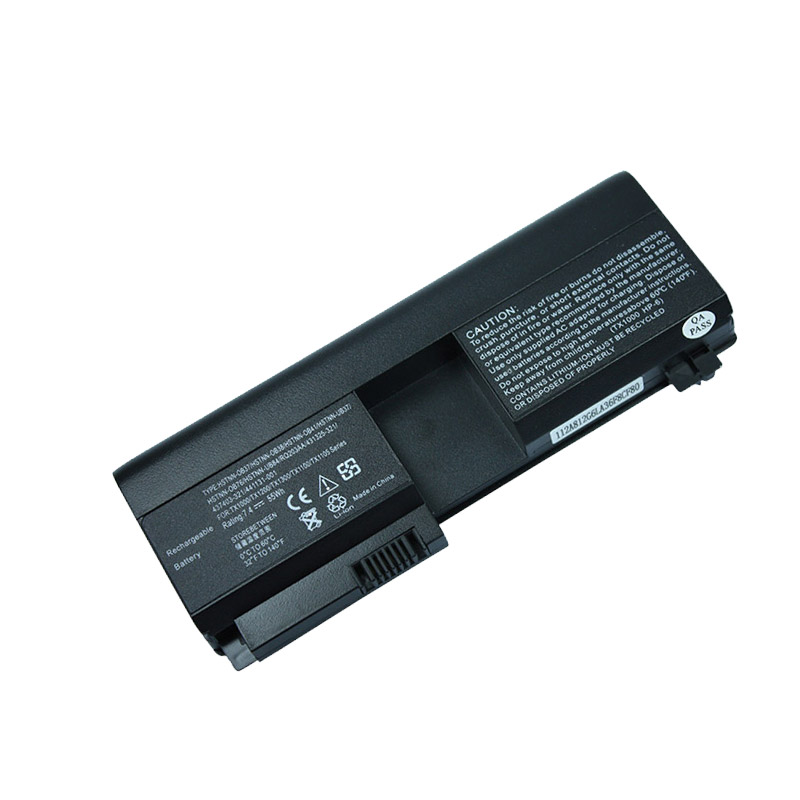 batterie ordinateur portable Laptop Battery HP Pavilion tx1400 Series