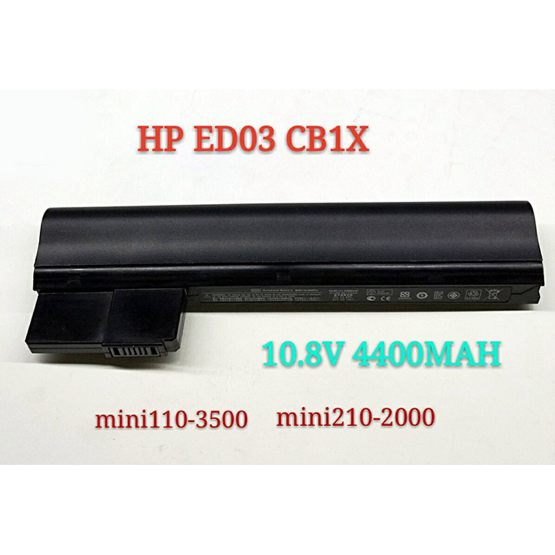 batterie ordinateur portable Laptop Battery HP Mini 110-3600em