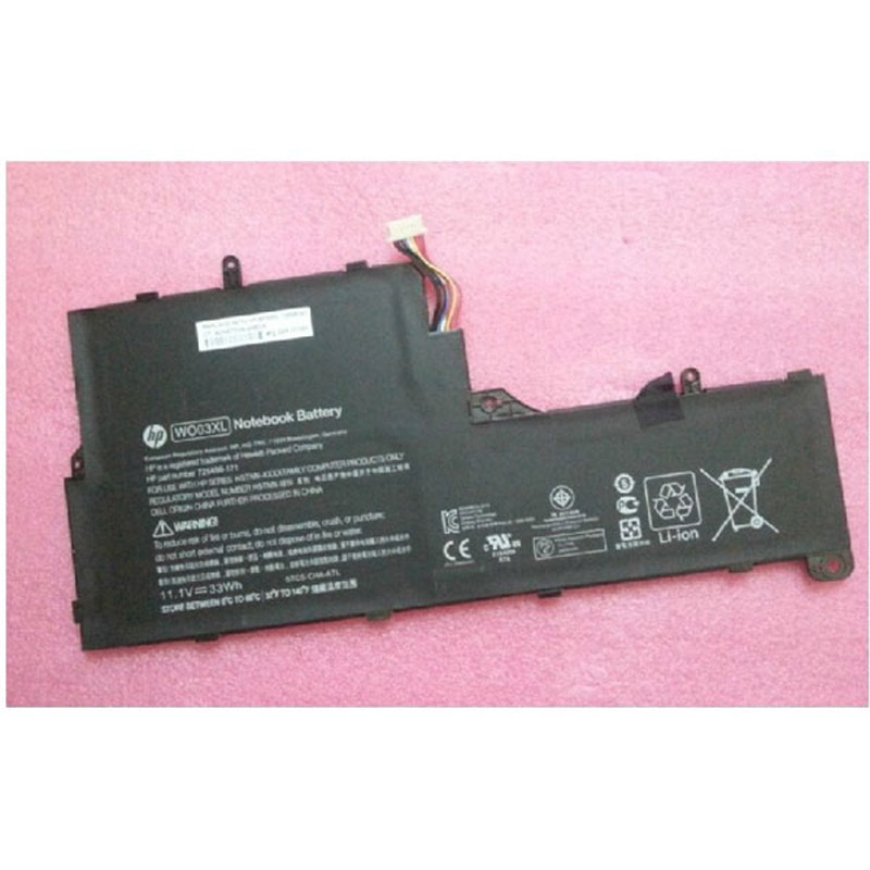 batterie ordinateur portable Laptop Battery HP WO03XL