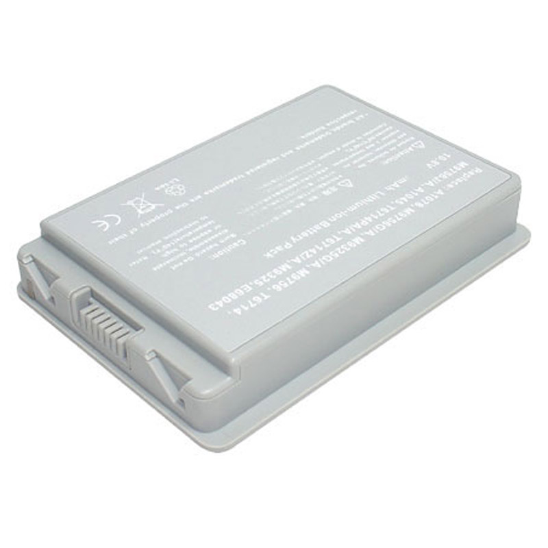 batterie ordinateur portable Laptop Battery APPLE PowerBook G4 15 M9677KH/A