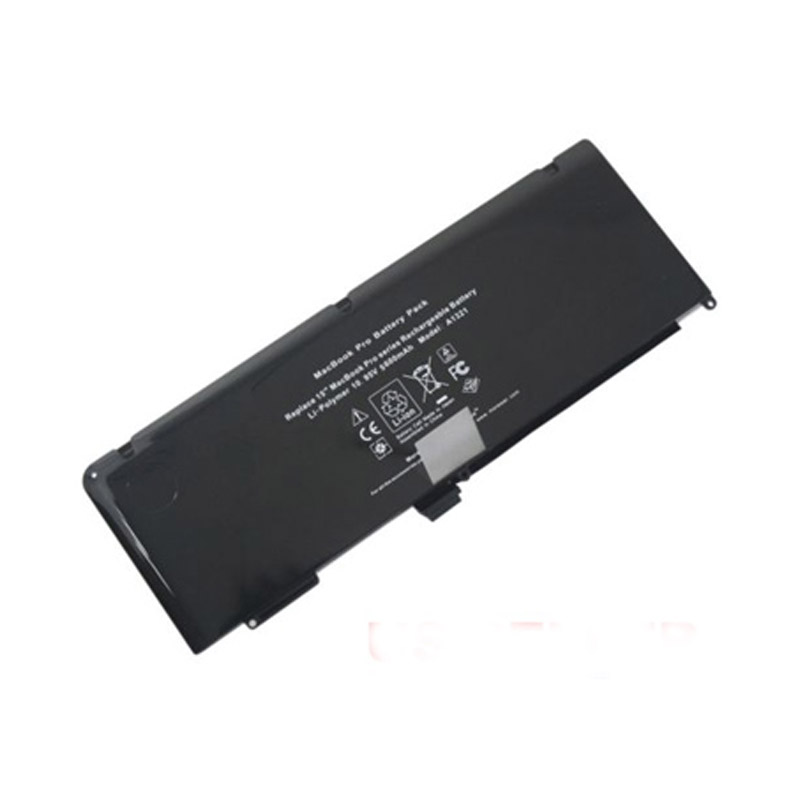 "batterie ordinateur portable Laptop Battery APPLE MacBook Pro 15"" MC118LL/A"