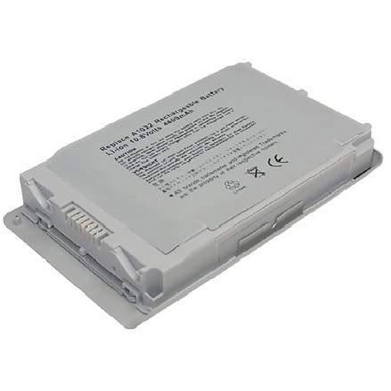batterie ordinateur portable Laptop Battery APPLE PowerBook G4 12 M8760