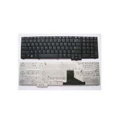batterie ordinateur portable Laptop Keyboard HP EliteBook 8730