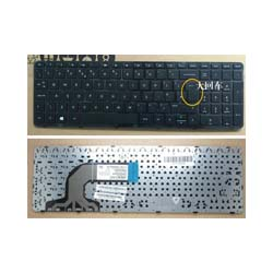 batterie ordinateur portable Laptop Keyboard HP Pavilion 15-e29