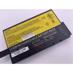 batterie ordinateur portable Laptop Battery WEDGE_TECH 6400M